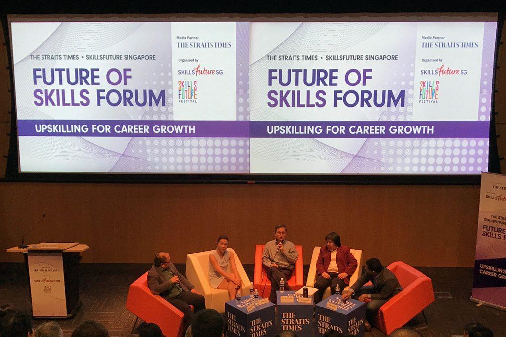 Future of Skills Forum Discussion