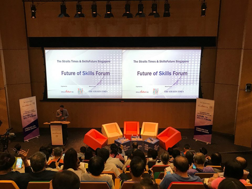 Future of Skills Forum Start