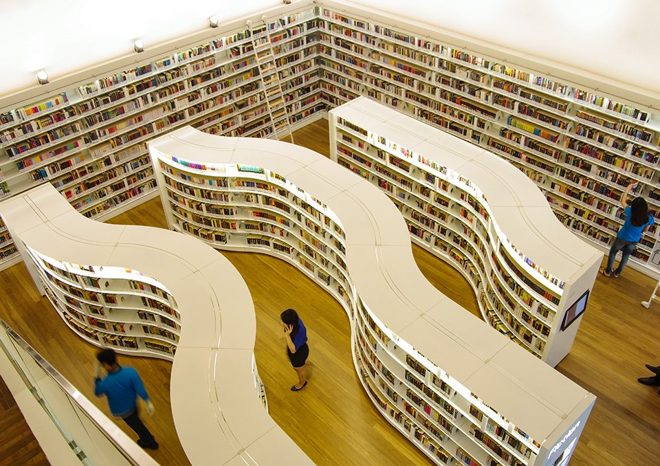 Singapore National Library@Orchard
