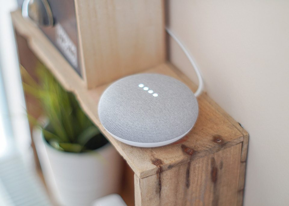 Smart Home with Google Assistant